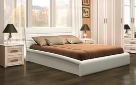 Кровать интерьерная Мальта с подъемным механизмом
