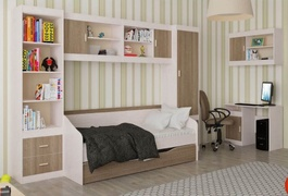 Мебель для детской Паскаль